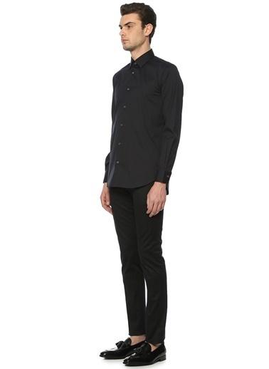 Uzun Kollu Klasik Gömlek-Paul Smith